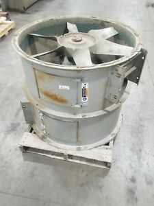 "34"" Industrial Ventilation Fan #3532SR"