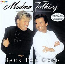 MODERN TALKING : BACK FOR GOOD - THE 7TH ALBUM / CD (CLUB EDITION)
