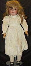 Kestner German Bisque Head Doll