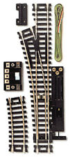 Atlas HO Scale Code 100 Remote Left-Hand Turnout/Switch Model Train Track