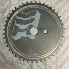 HARO 44t Mid School BMX Chainring Sprocket Steel STEEL