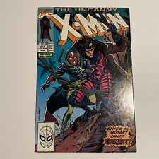 New listing * Uncanny X-Men #266 * First Appearance Of Gambit - Key Issue ! Marvel 1990
