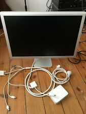 "Apple Cinema HD Display A1081 20"" écran large (avec alimentation)"