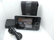 Epson P-2000 Black ( 40 GB ) Digital Media Player