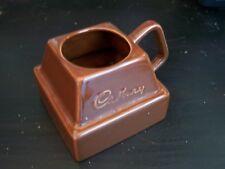 Cadbury's Chocolate Chunky Square Ceramic Mug: Carlton Ware