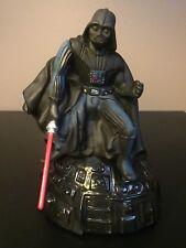"Star Wars DARTH VADER 8"" Bubble Bath Bottle Figure Grosvenor Of London, Empty"
