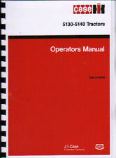 CASE IH Maxxum 5130 and 5140 Tractor Operator Instruction Manual