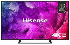 Hisense H43B7300UK 43 Inch 4K Ultra HD HDR Smart WiFi LED TV - Black.