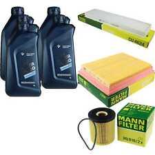 Inspektionspaket 5L für BMW Öl TwinPower 5W-30 MANN-FILTER Mini R50 R53 64030677