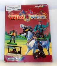 BRITAINS WILD WEST COWBOYS AND CAMPFIRE MADE IN CHINA IN 1971