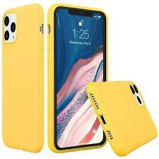 Silicone Case Protective Mobile Phone Cover Slim Thin Matte