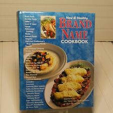 New & Healthy Brand Name Cookbook Recipes Food Fun ++++