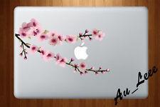Macbook Air Pro Skin Sticker Decal - Cherry blossom branches 02  #CMAC117