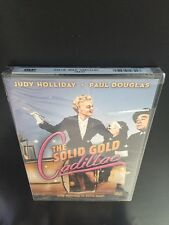 THE SOLID GOLD CADILLAC DVD JUDY HOLLIDAY  PAUL DOUGLAS NEW