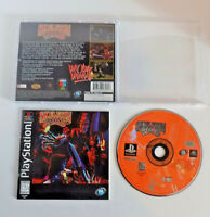 Skeleton Warriors complete good shape PS1 (Sony PlayStation 1, 1996)