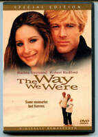 """""""The Way We Were"""" Special Edition DVD - Redford and Streisand"""
