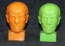 Universal Monsters 1964 Wolfman Pencil Sharpener Green Orange x2