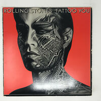 The Rolling Stones Tattoo You LP Vinyl Record Original Pressing 1981 COC 16052
