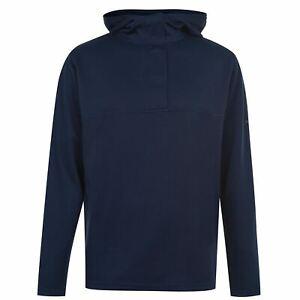 Slazenger Golf Hoodie Mens Gents OTH Hoody Hooded Top Full Length Sleeve