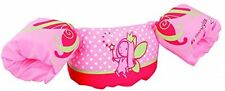 NEW Sevylor Puddle Jumper Deluxe Flotation Device  Pink Fairy Princess Arm Bands