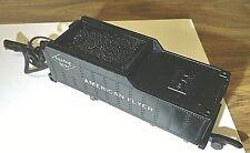 American Flyer No. PA12D078BRP Atlantic Reading Lines Black Plastic Tender Shell