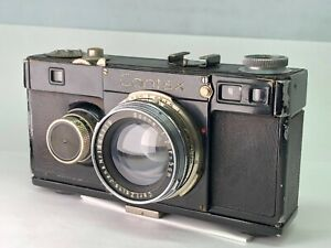 【As-is / For Repair】ZEISS Ikon CONTAX I  w/ Carl Zeiss Sonnar 5cm f2 from JAPAN