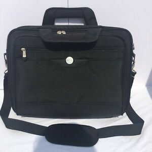 """NEW Dell Laptop Computer Briefcase Messenger Shoulder Bag Padded Heavy Duty 17"""""""
