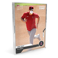 2020 Topps NOW Road to Opening Day Summer Camp WAVE 1 PICK YOUR CARD Set TROUT