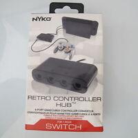 Nyko Retro Controller Hub 4 Port Adapter for Nintendo Switch