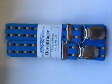 53cd60a0b Tirantes Azul Claro para Tirantes de Niños 4 Clipse 80cm de Largo Estable  Goma