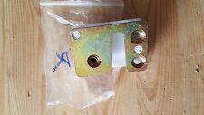 CITROEN 2CV MEHARI PLACCA SERRATURA DX SERRURE PORTE FRONT DOOR LOCK RIGHT
