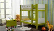 Etagenbett Hochbett Kinderbett Stockbett Loona 180x80cm Massivholz 10 Farben