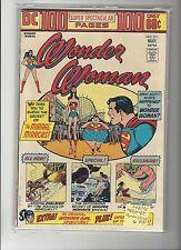 Wonder Woman 211 Vol1 Mirage of Mirrors 100pg Spectacular Superman F-Vf+