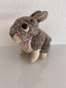 Hase Plüschtier von Wild Republic NEU Kuscheltier Kaninchen