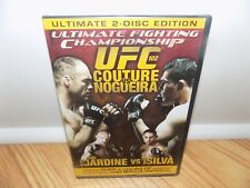 UFC 102: Couture vs. Nogueira (DVD, 2009, 2-Disc Set) BRAND NEW, SEALED