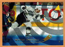 1995-96 , PINNACLE , WAYNE GRETZKY , CARD #101 , RINK COLLECTION