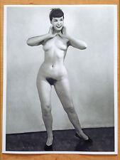 "Betty Page 14 x 11"" Photo Print"