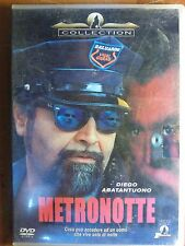 FILM DVD- METRONOTTE - CON DIEGO ABATANTUONO - WILD WOLF COLLECTION