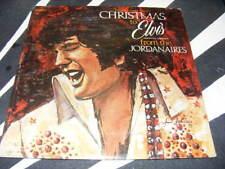 Still Sealed ELVIS PRESLEY Tribute CHRISTMAS Jordanaires LP w SCOTTY MOORE Nice