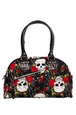 JAWBREAKER Hand Shoulder Bag Rose Skull BN Punk Alternative Party School BGA3593