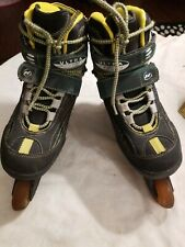 Ultra Wheels High-Quality Inline Skates w/Heel Retention Straps size Us Men's 9