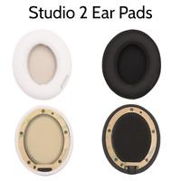 NEW Original Beats by Dre Studio 2.0 2 3 Ear Pad Cushion CUSHIONS - White Black