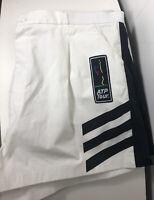Vintage 80s Adidas ATP Tour Tennis Beach Shorts Mens