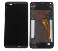 For HTC Desire 816 D816 Full Glass LCD Display Touch Screen Digitizer+Frame