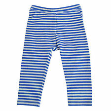 NWOT J. Crew Baby Stripped Pants Size 12-18 Months in Blue and White.