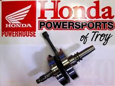 GENUINE HONDA OEM CRANKSHAFT ASSEMBLY 2003-2009 , 2012-2016 CRF230