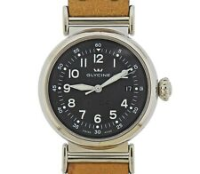 New Glycine F 104 Automatic Mens Watch 3933.14AT.LB7R $1825