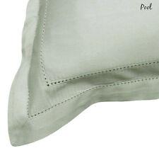 Hudson Park Tob Egyptain Cotton 800/TC Pool ( Pastel Blue ) One King Pillow Sham