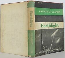 ARTHUR C. CLARKE Earthlight INSCRIBED FIRST EDITION