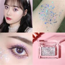 Cosmetics Pearlescent Sequins Eye Shadow Waterproof Brighten Eye Long Lasting JA